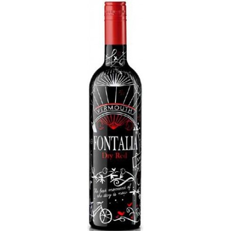 VERMOUTH FONTALIA DRY RED