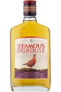 PETACA WHISKY THE FAMOUS GROUSE 35 CL.