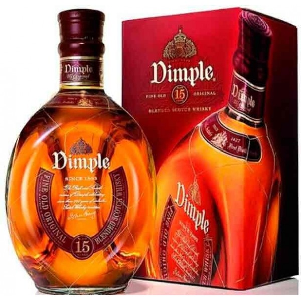 WHISKY DIMPLE 15 AÑOS