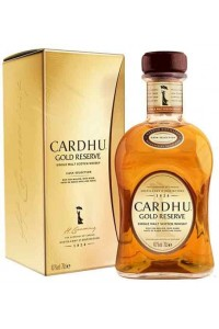 WHISKY CARDHU GOLD RESERVE