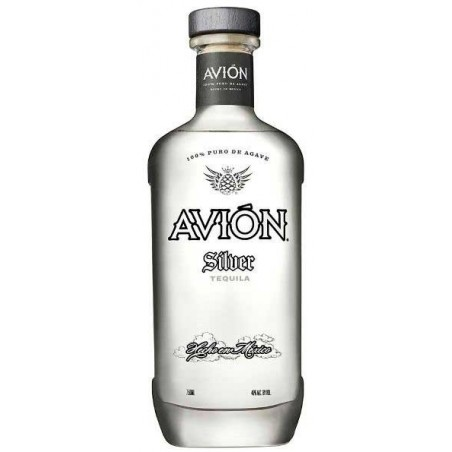 TEQUILA AVION SILVER