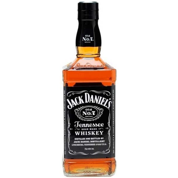 WHISKY JACK DANIEL'S OLD Nº 7 TENNESSEE