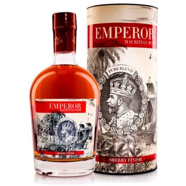 RON EMPEROR SHERRY FINISH CASK