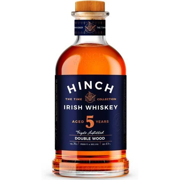 WHISKY HINCH DOUBLE WOOD 5Y