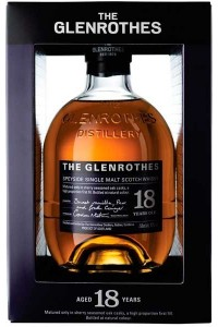 WHISKY THE GLENROTHES 18 AÑOS