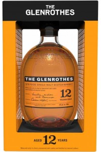 WHISKY THE GLENROTHES 12 AÑOS
