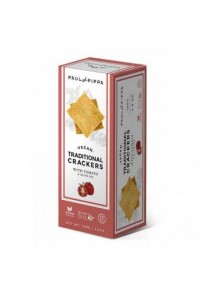 CRACKERS CON TOMATE