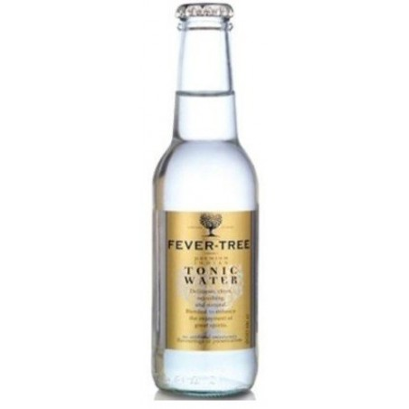 FEVER TREE TONIC WATER