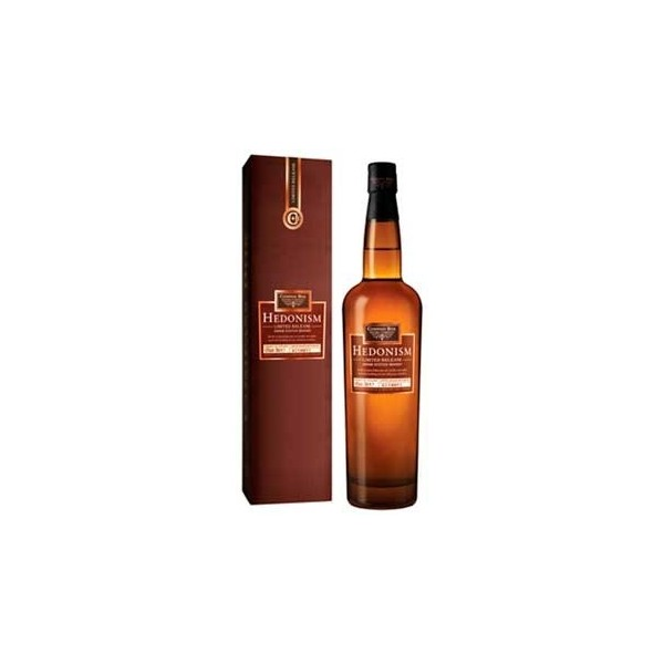 WHISKY HEDONISM COMPASS BOX