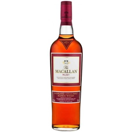 WHISKY MACALLAN RUBY 18 AÑOS