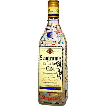 GINEBRA SEAGRAM'S ION FIZ EDITION